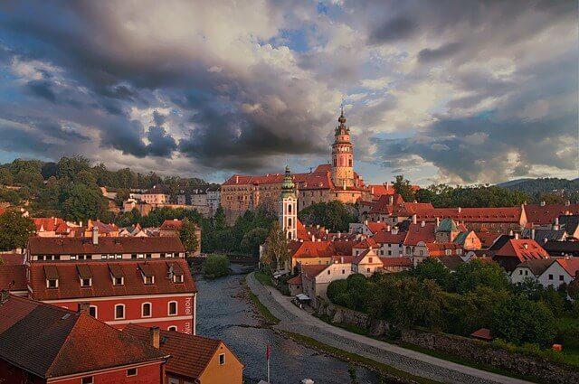 Český Krumlov - Vnitřní město
