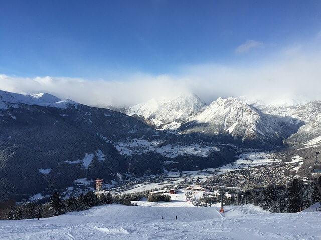 Italské středisko Alta Valtellina