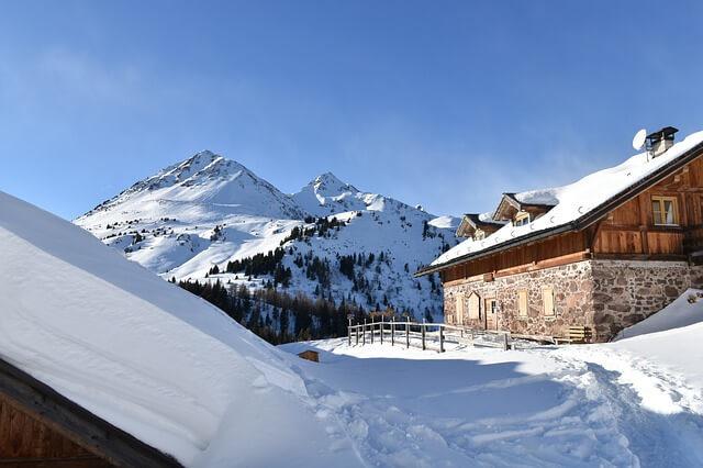 Italské středisko Skirama Dolomiti Adamello Brenta