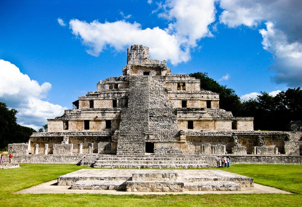Edzna Campeche Mexiko