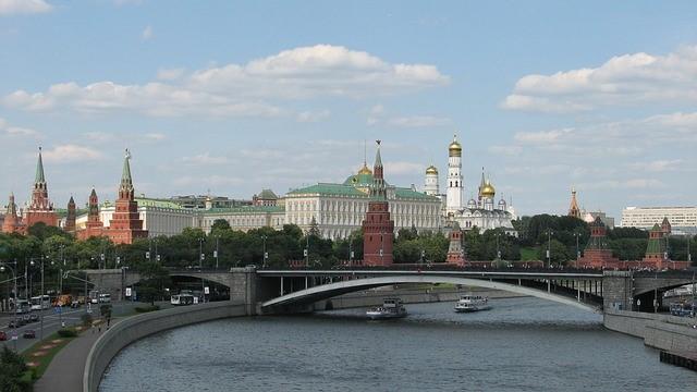 Kreml v Moskvě, Rusko