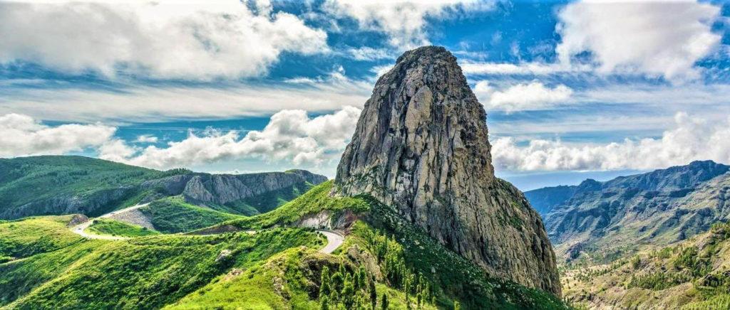 Národní park Garajonay - La Gomera