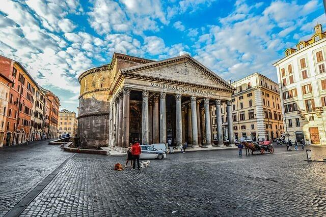 Římský Pantheon