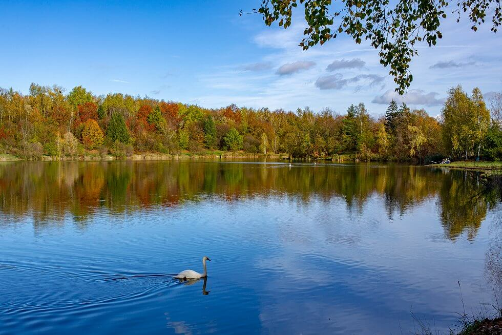 Stříbrné jezero - Opava